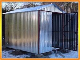 2x2,5 dach dwuspadowy