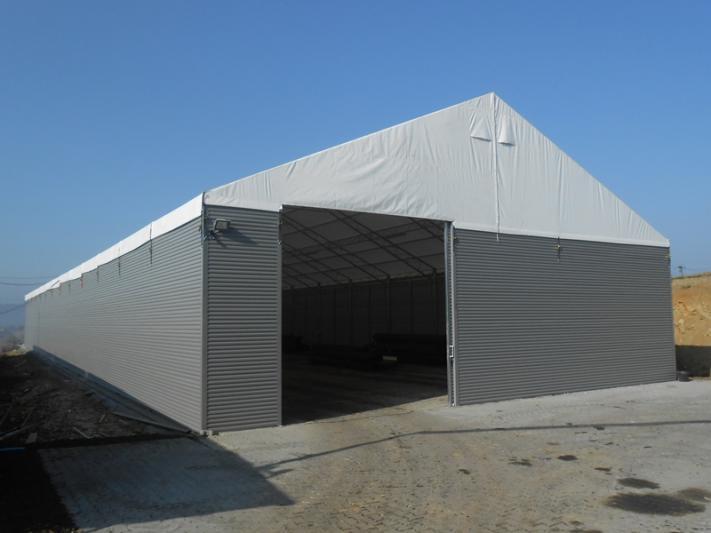 W Mega Konstal - Hale namiotowe LO01